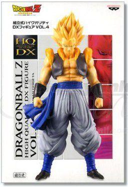 Gogeta SSJ Dragon Ball Z High Quality DX vol.4 Banpresto Original