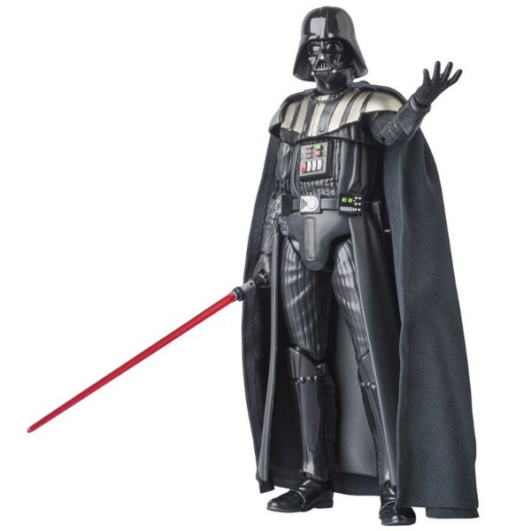 [ENCOMENDA] Darth Vader Revenge of the Sith Ver Star Wars Episodio 3 Mafex Medicom Toy original