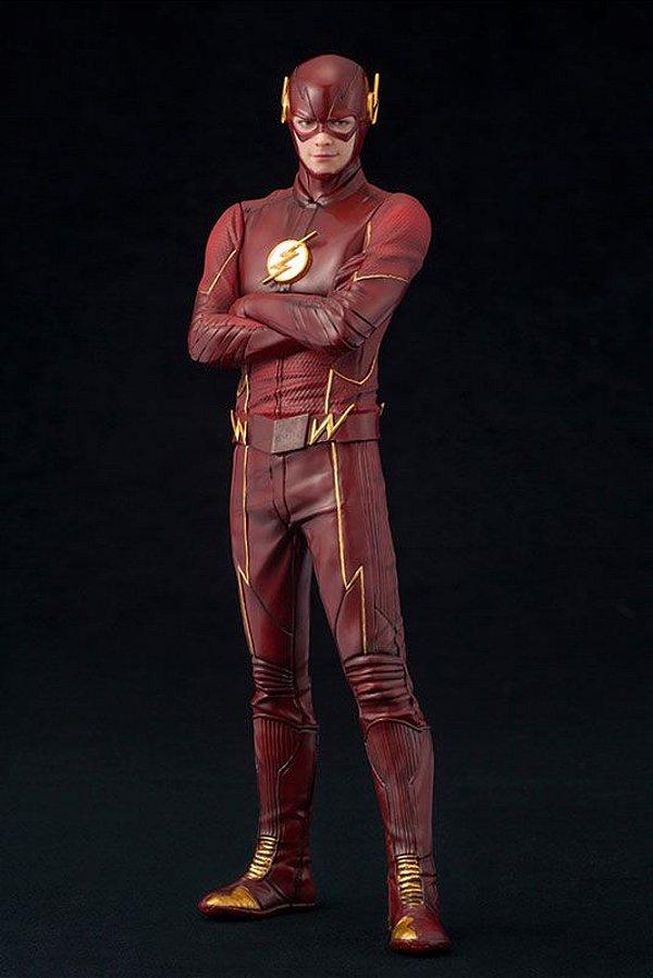 [ENCOMENDA] Flash The Flash ARTFX+ 1/10 Kotobukiya Original