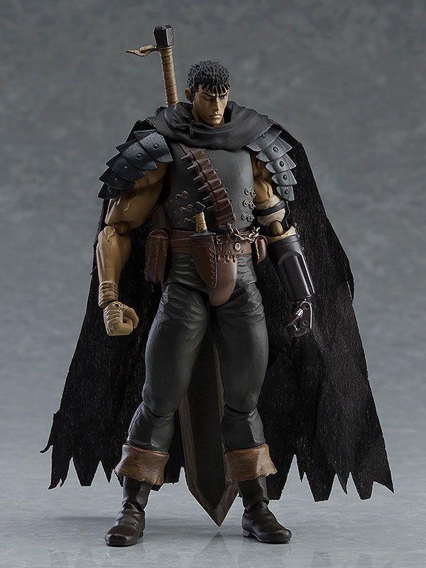 Guts Black Swordsman ver. Repaint Edition Berserk FIGMA Max Factory Original