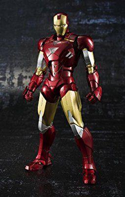 [ENCOMENDA] Iron man Mark VI Iron man 2 ver. 2.0 S.H. Figuarts Bandai Original