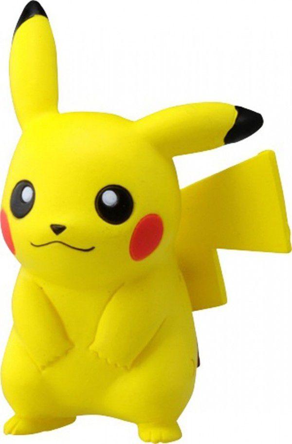 Pikachu Pokemon Moncolle EX EMC_01 Takara Tomy original