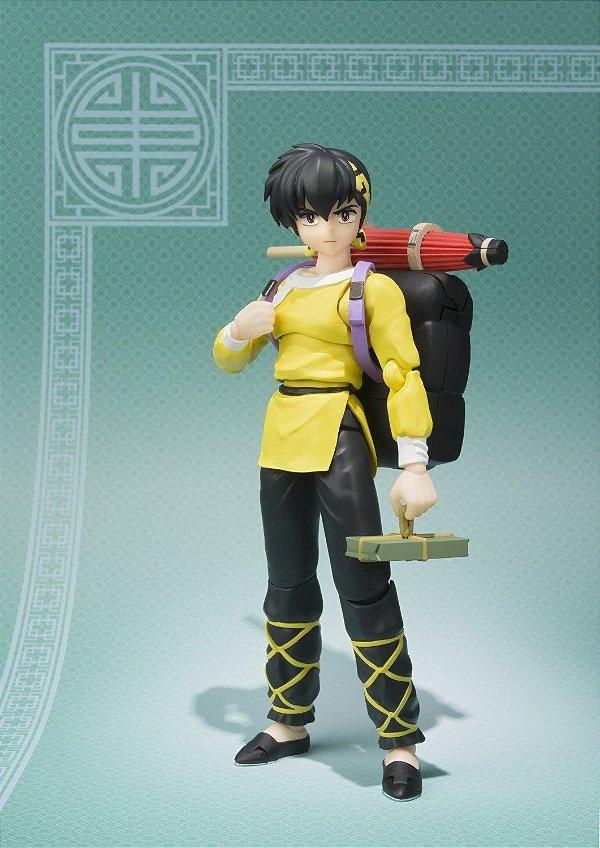 Ryouga Hibiki Ranma 1/2 S.H.Figuarts Bandai original