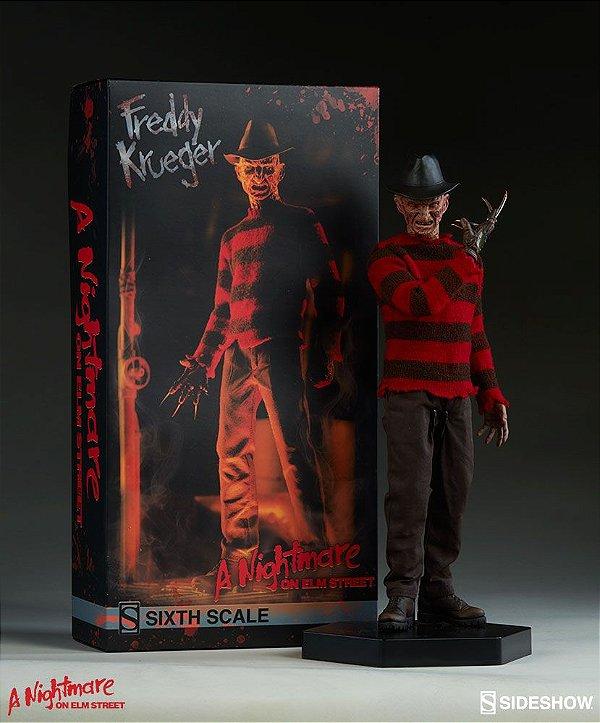 [ENCOMENDA] Freddy Krueger A Nightmare on Elm Street 3: Dream Warriors Sideshow Original