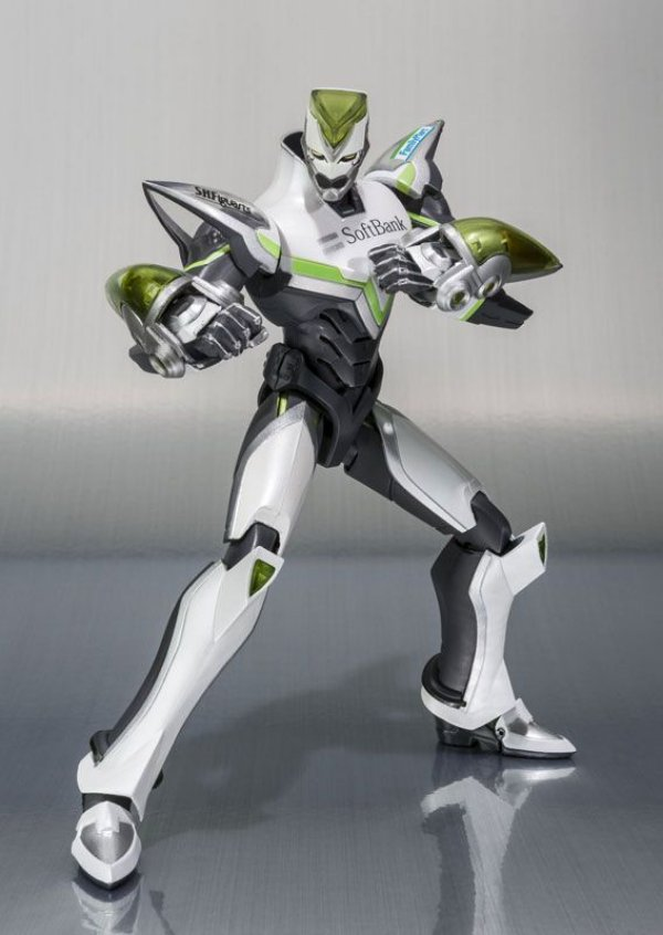 Wild Tiger Movie Edition TIGER & BUNNY S.H. Figuarts Bandai Original