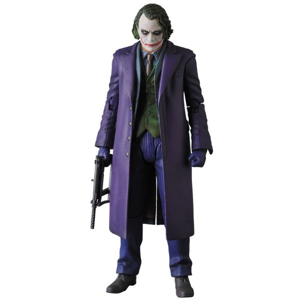 The Joker Ver.2.0 Batman The Dark Knight MAFEX Medicom Toy Original