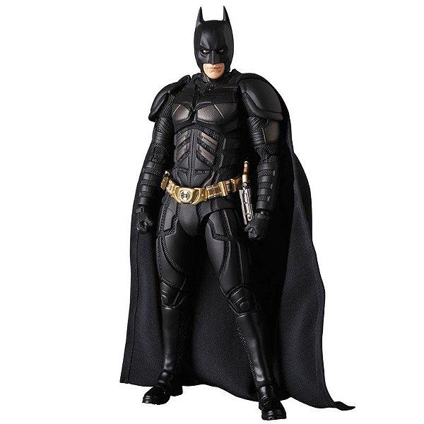 Batman The Dark Knight Rises MAFEX No.053 versão 3.0 Medicom Toy Original