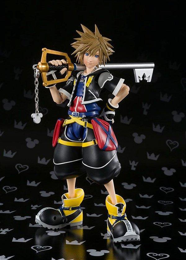 Sora Kingdom Hearts II S.H. Figuarts Bandai Original