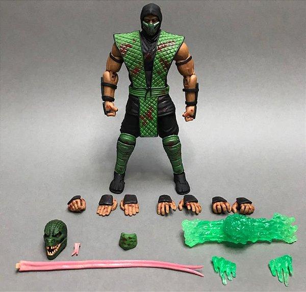 Reptile Classic Special Edition Mortal kombat Storm Collectibles Original