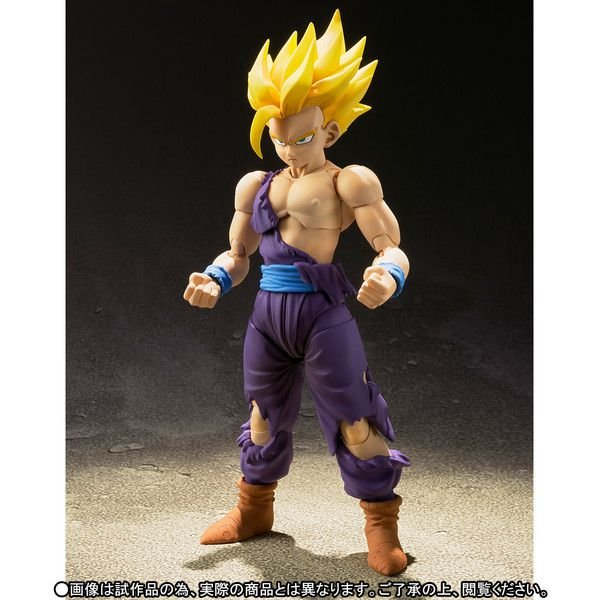 Son Gohan Super Sayajin 2 S.H. Figuarts Dragon Ball Bandai Original