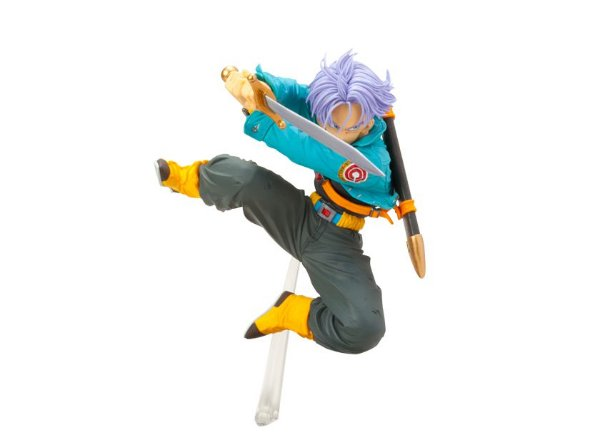Trunks Future Dragon Ball Z Scultures 4 Banpresto original