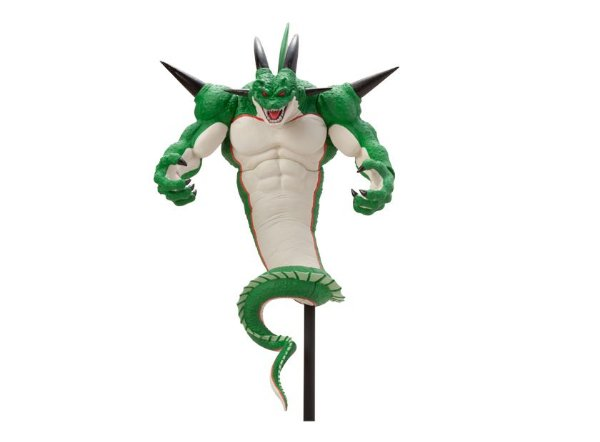 Porunga Dragon Ball Z Scultures 4 Banpresto original
