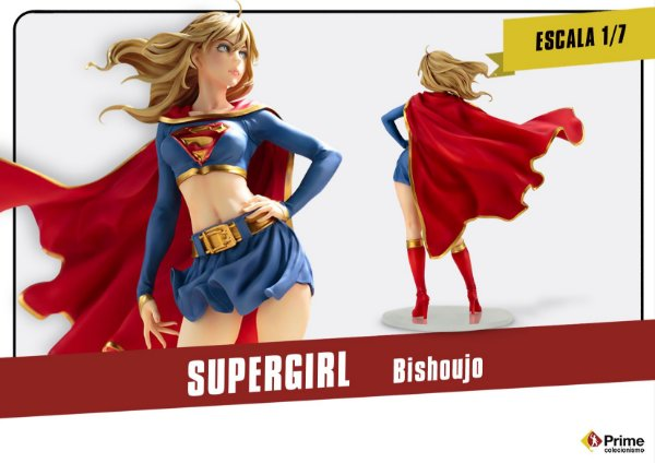 Supergirl Returns DC Universe DC Comics Bishoujo Kotobukiya original