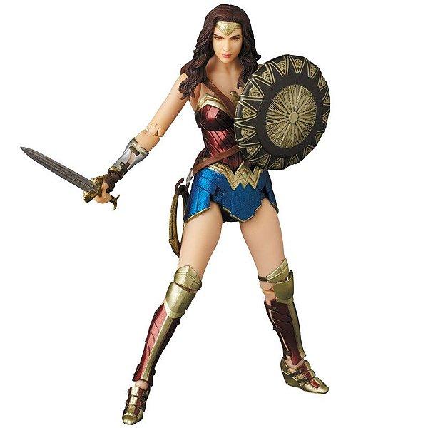 Mulher Maravilha DC Comics Mafex No.048 Medicom Toy Original