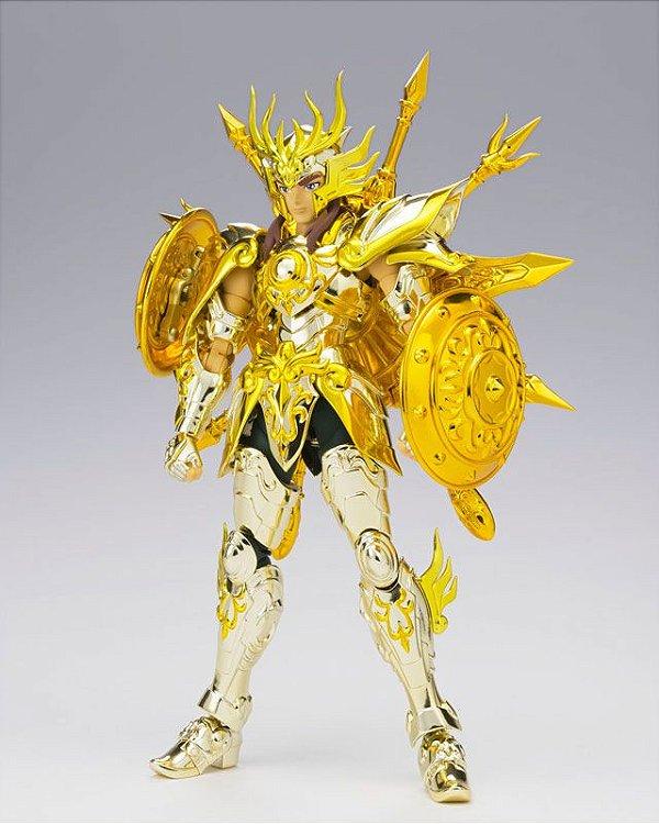 Dohko Libra Cavaleiros do Zodiaco Saint Seiya Soul of Gold Bandai Cloth Myth EX Original