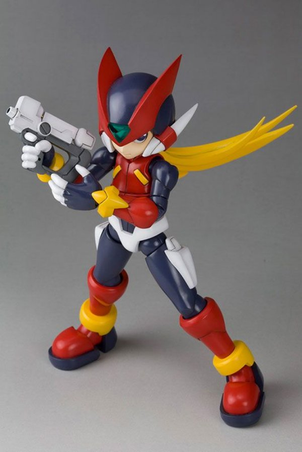 Zero Repackage Edition Mega Man Zero Plastic Model Kotobukiya Original