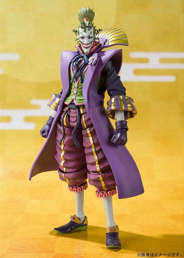 Dairokutenmaou Joker Batman Ninja S.H. Figuarts Bandai Original