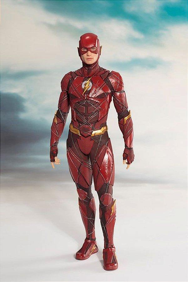 Flash Liga da Justiça DC Comics ARTFX+ Kotobukiya Original