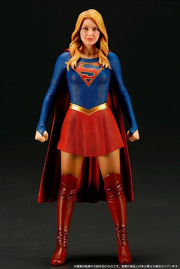 Supergirl ARTFX+ 1/10 Kotobukiya Original