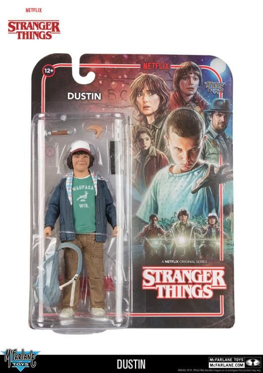 Dustin Stranger Things McFarlane Toys Original