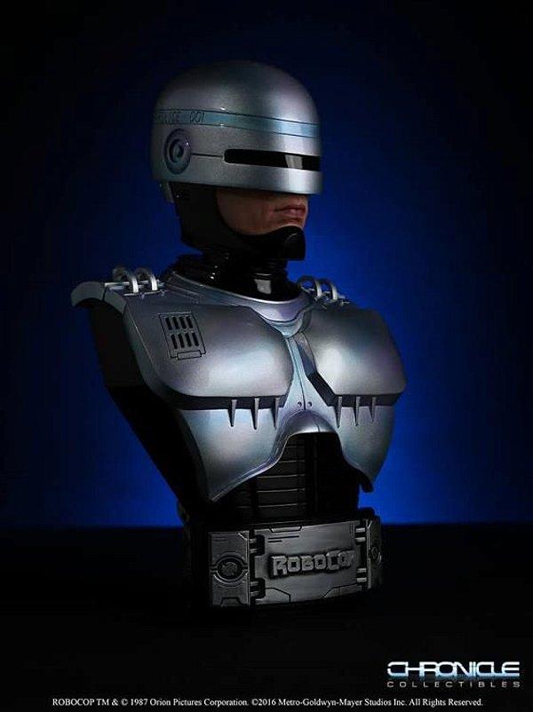 Robocop Busto escala 1/2 Chronicle Original