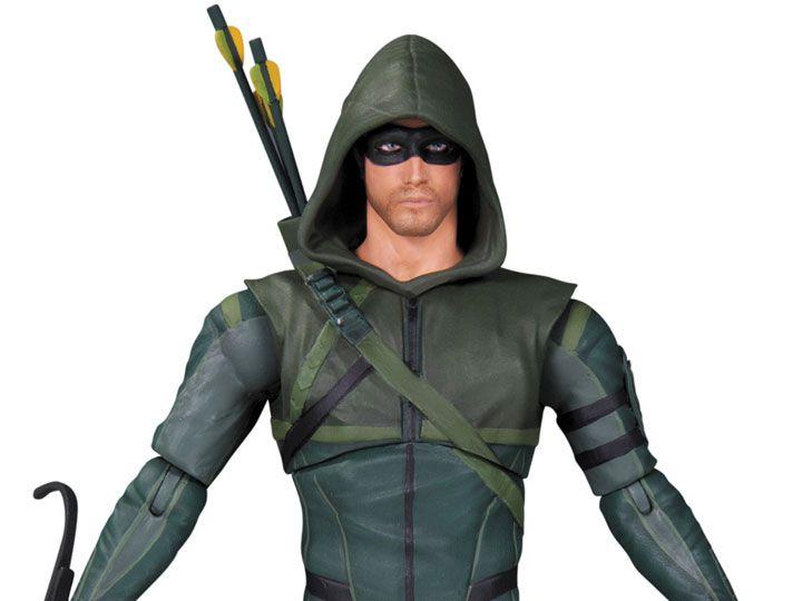 Arqueiro verde Arrow TV Series 3ª temporada DC Collectibles Original