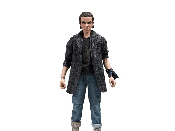 Eleven Punk Stranger Things Neca Original