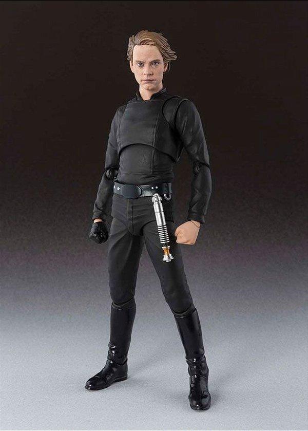 Luke Skywalker Star Wars Episódio VI S.H. Figuarts Bandai Original