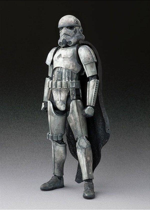 Mimban Stormtrooper Solo Uma historia Star Wars S.H. Figuarts Bandai Original