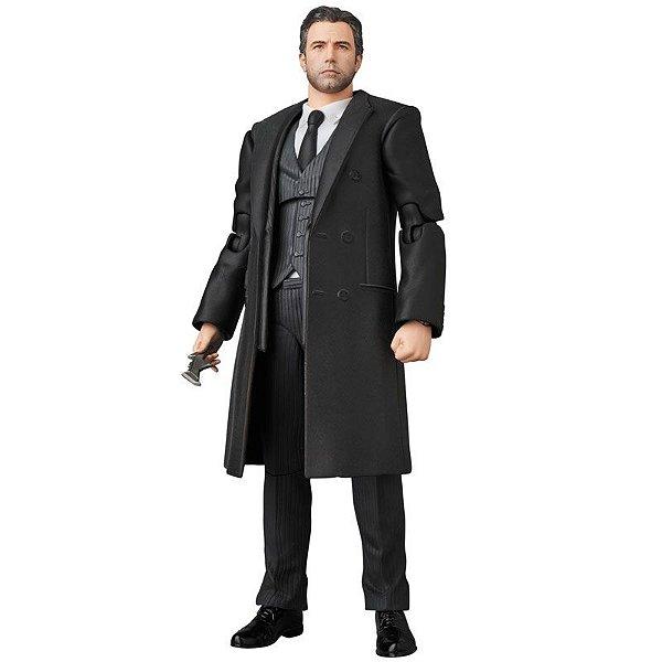 Bruce Wayne Liga da Justiça MAFEX No.076 Medicom Toy Original