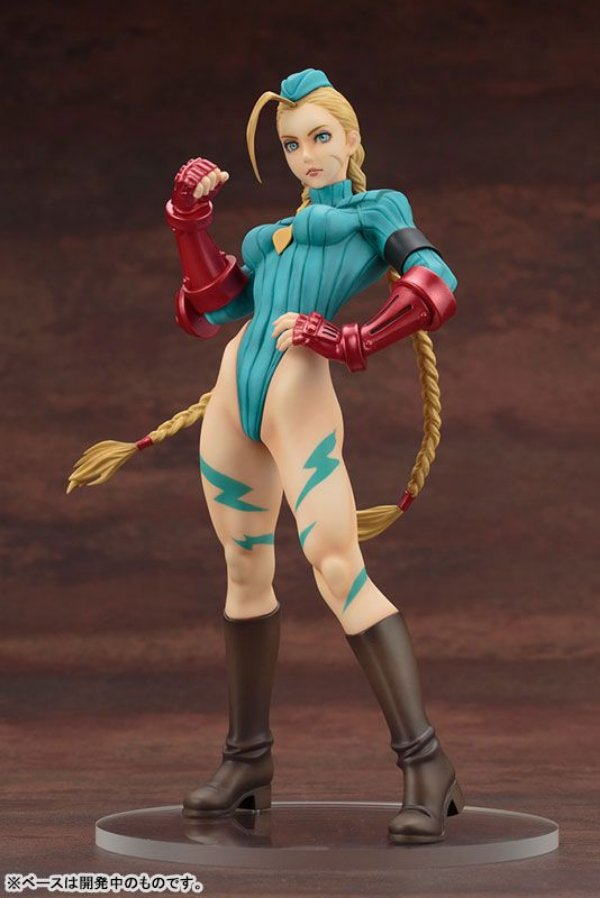 Cammy Zero Costume Street Fighter Bishoujo Kotobukiya Original