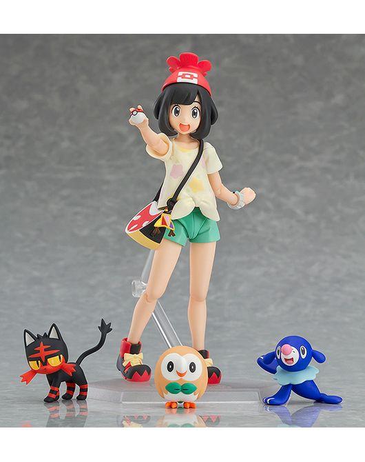 Mizuki Pokemon Figma Good Smile Company Original