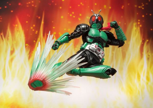 Kamen Rider 1 S.H. Figuarts Bandai Original