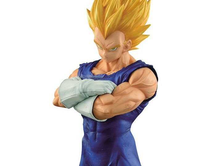 Vegeta Super Saiyajin Dragon Ball Z Grandista Resolution of Soldiers Banpresto Original