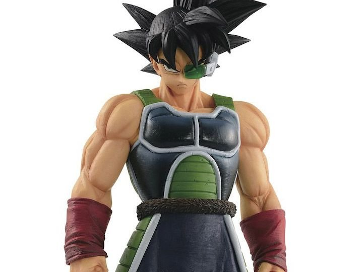 Bardock Dragon Ball Z Resolution of Soldiers Grandista Banpresto Original