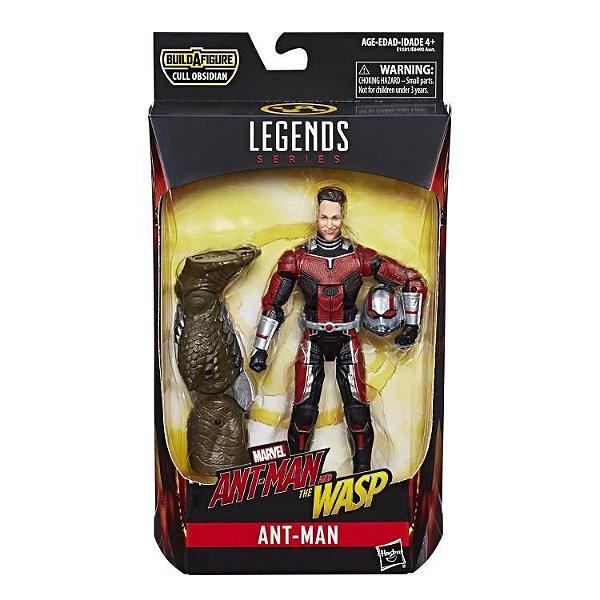Homem Formiga Marvel Homem Formiga e a Vespa Marvel Legends Wave 2 Hasbro Original