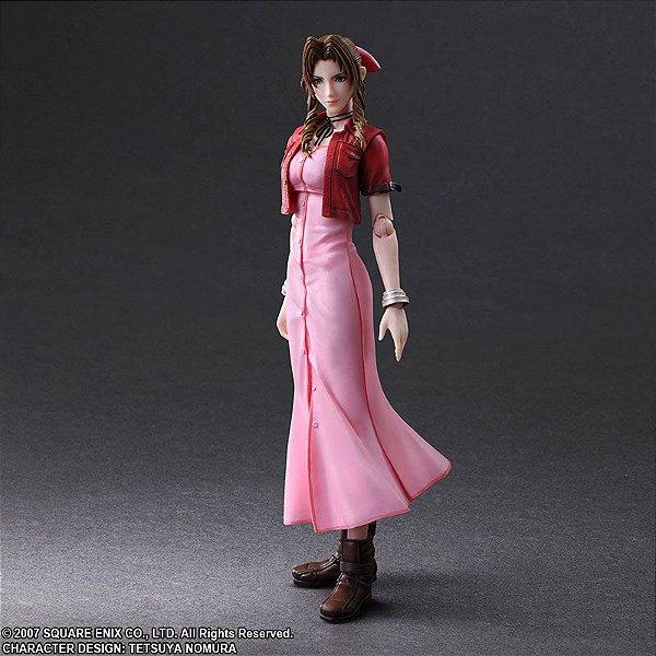 Aerith Final Fantasy VII Crisis Core Play Arts Kai Square Enix Original