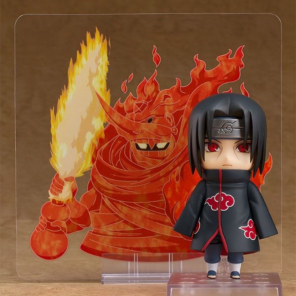 Itachi Uchiha Naruto Shippuuden Nendoroid Good Smile Company Original
