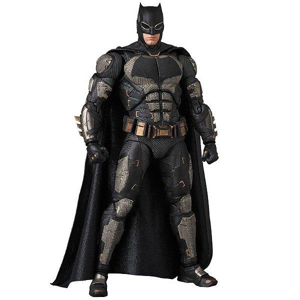 Batman Traje Tático Liga da Justiça Mafex No.064 Medicom Toy Original