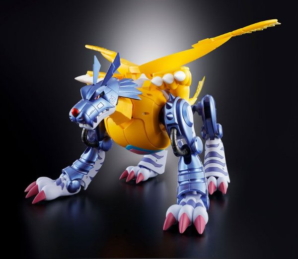 Metal Garurumon Digimon Adventure Digivolving Spirits 02 Bandai Original