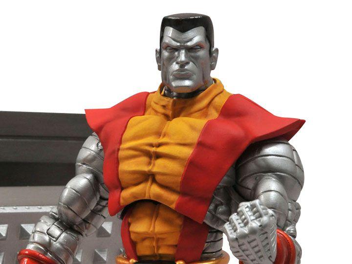 Colossus Marvel Comics Marvel Select Diamond Select Toys Original
