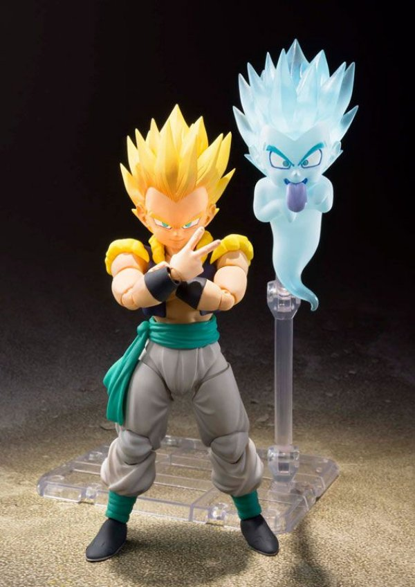 Gotenks Super Saiyajin Dragon Ball Z S.H. Figuarts Bandai original