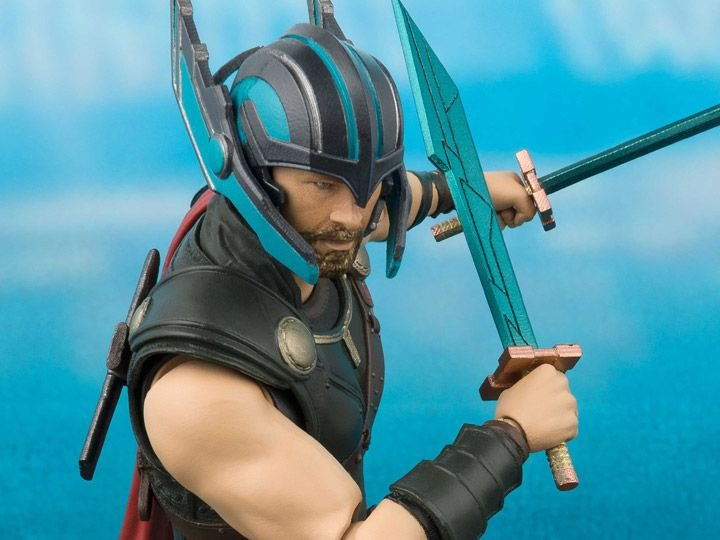 Thor Ragnarok Marvel S.H.Figuarts Bandai Original