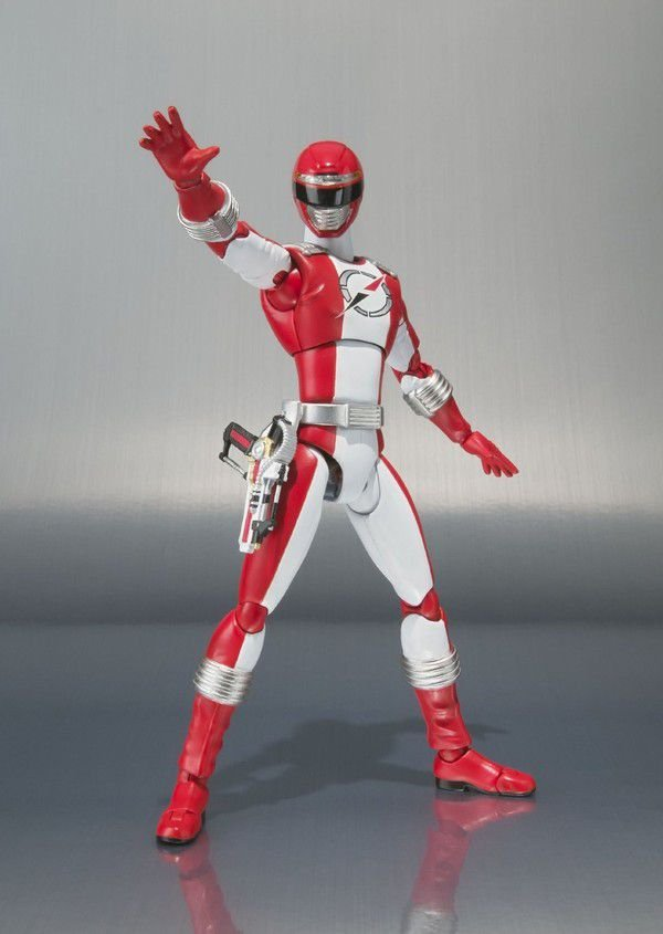 Boukenred GoGo Sentai Boukenger S.H. Figuarts Bandai Original