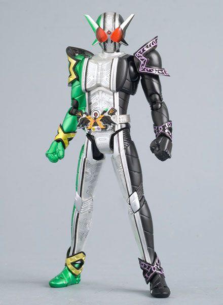 Kamen Rider Double Cyclone Joker Xtreme S.H. Figuarts Bandai Original