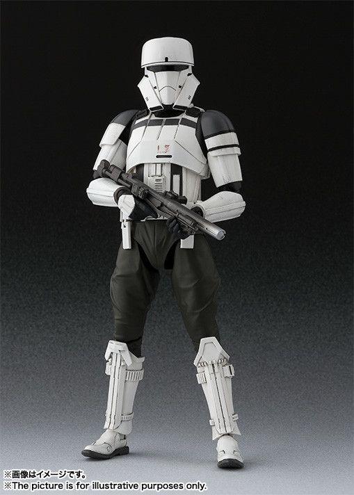 Combat Assault Tank Commander Star Wars Rogue one S.H. Figuarts Bandai Original
