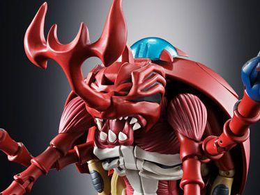 MegaKabuterimon Digimon Adventure Digivolving Spirits 06 Bandai Original