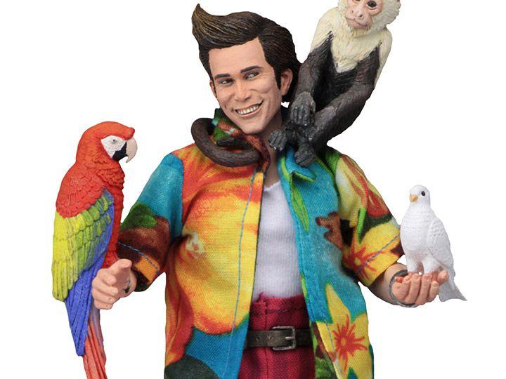 Ace Ventura Detetive de animais NECA Original