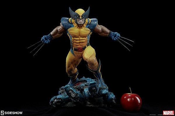 Wolverine Premium Format Sideshow Original