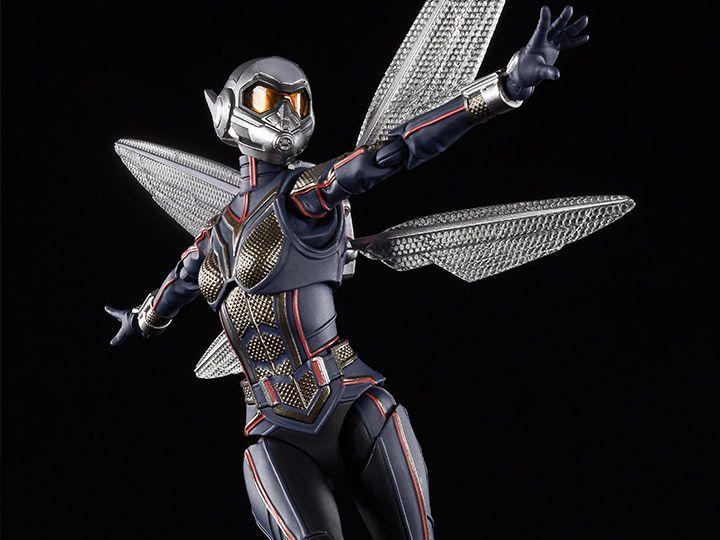 Vespa Marvel Homem Formiga e a vespa S.H. Figuarts Bandai Original